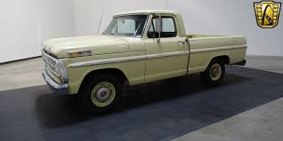 1985 Ford F100 Yellow Ford F100 For Sale Used Cars On Buysellsearch