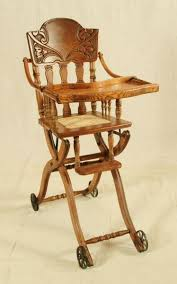 High Chair That Sits On Chair Best 25 Vintage High Chairs Ideas On Pinterest Painted High