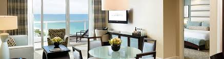 livingroom suites 2 bedroom suites in miami fontainebleau miami one two
