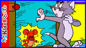tom and jerry online coloring page for kids learn drawing colors