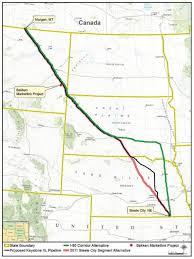 Keystone Map Transcanada Tries To Seize U S Land For Keystone Pipeline