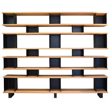 Wooden Bookshelf Wall Units Extraordinary Large Bookshelf Units Surprising Large