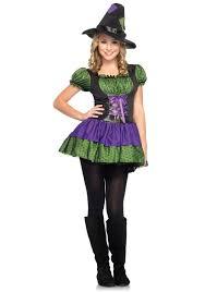 matching halloween costumes 2pc junior hocus pocus costume set with peasant dress and