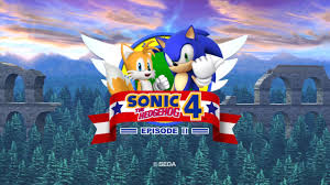 sonic 4 episode 2 apk list of sonic news network fandom powered by wikia