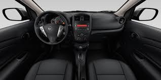 nissan versa compact interior nissan versa u2013 nogal rent a car