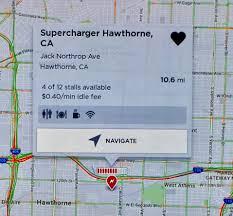 Tesla Supercharger Map Tesla Real Time Supercharger Map Occupancy Info 2 Teslarati Com