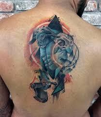 40 minotaur tattoo designs for men greek mythology ideas
