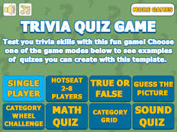 released trivia quiz game template unity community