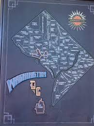 Map Of Washington Dc Neighborhoods by Washington Dc U2013 Candie Travels