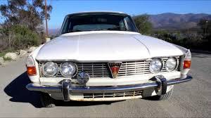 p6 rover tc2000 1967 california car with a c youtube