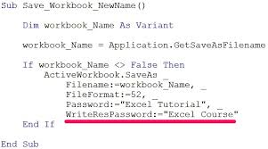 excel vba save workbook easily save files with these 3 macros