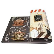 Chef Mat Art3d Premium Reversible Memory Foam Kitchen Mat Anti Fatigue Chef