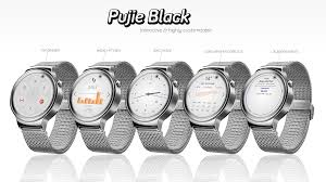 pujie black android wear watch face designer android apps on
