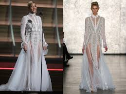 wedding dress not white beyonce wore a wedding dress to the grammys vogue australia