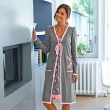 robe de chambre été femme peignoir pyjama femme