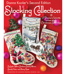 designs for christmas stockings home design ideas donna kooler shares 14 more of her favorite cross stitch stocking designs in this sequel to