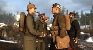 verdun to reenact ww1 christmas truce for war child charity pc gamer