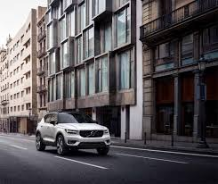 volvo xc40 marks automaker u0027s entry into compact crossover segment
