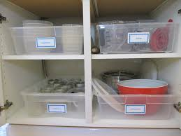 Organized Kitchen Cabinets Everyday Organizing An Organized Kitchen Pretend Pull Outs