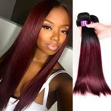 ombre weave 10a peruvian hair ombre human hair