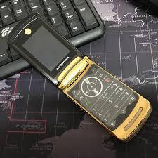 luxury motorola v8 gold edition 2gb phone 2 gifts ebay