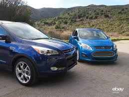 Ford Escape 2013 - review 2013 ford escape vs 2013 ford c max ebay motors blog