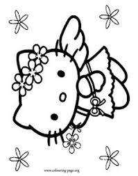 draw kitty angel drawingtutorials101 drawing