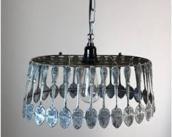 Oneida Chandelier Spoon Chandelier Etsy