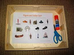 free thanksgiving preschool printables montessori nature