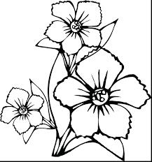 flower digital clip art printable flowers party invitation free