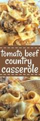 Sunterra Thanksgiving Dinner Check Out Cheesy Hamburger Casserole It U0027s So Easy To Make