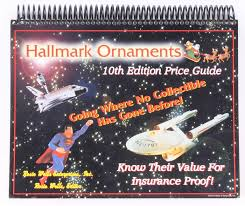 frontier toys hallmark ornaments 10th edition price guide