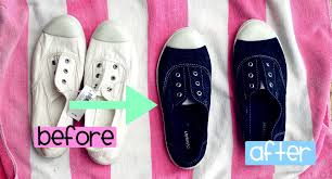 how to dye your shoes easiest way youtube