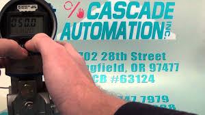 foxboro idp10 dp transmitter how to re range locally youtube