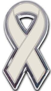 diabetes ribbon diabetes ribbon chrome auto emblem awarenessdepot