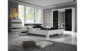 chambre blanc laqué chambre complète blanc laqué mat noir laqué brillant sabri chambre