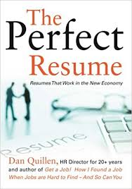 Can Resumes Be Front And Back The Perfect Resume Resumes That Work In The New Economy Get A