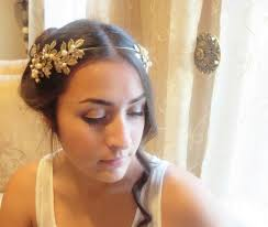 grecian headband wedding headpiece bridal tiara wedding headband swarovski