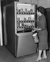 vintage vending machines you never knew existed daily mail online