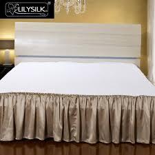 bed skirts queen bedding bed linen