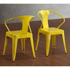 Yellow Patio Chairs Stacking Chair Patio Set Foter