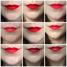l u0027oreal pure red lipsticks 2017 color collection