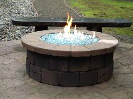Diy Propane Firepit Propane Pit Ideas Magnificent Ideas How To Build An Outdoor