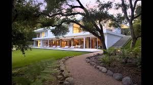 the stunning glass pavilion u0027 by architect steve hermann youtube