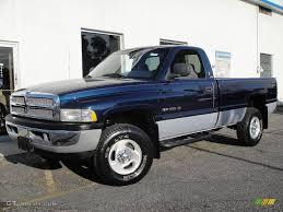 2001 dodge ram 1500 slt 2001 patriot blue pearl dodge ram 1500 slt regular cab 4x4