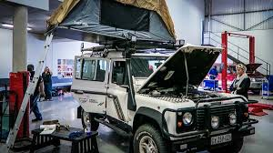 range rover camping epic custom land rover youtube