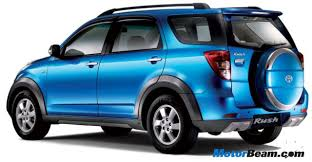 toyota jeep 2016 toyota rush compact suv could come to india