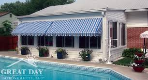 Door Awning Designs Window U0026 Door Awning Ideas U0026 Pictures Great Day Improvements