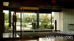 furniture sliding exterior full glass doors for large modern house