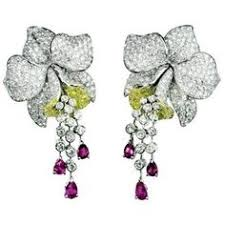 piaget earrings piaget couture précieuse earrings